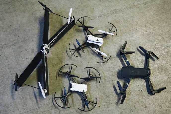 Les meilleurs drones à moins de 100 euros