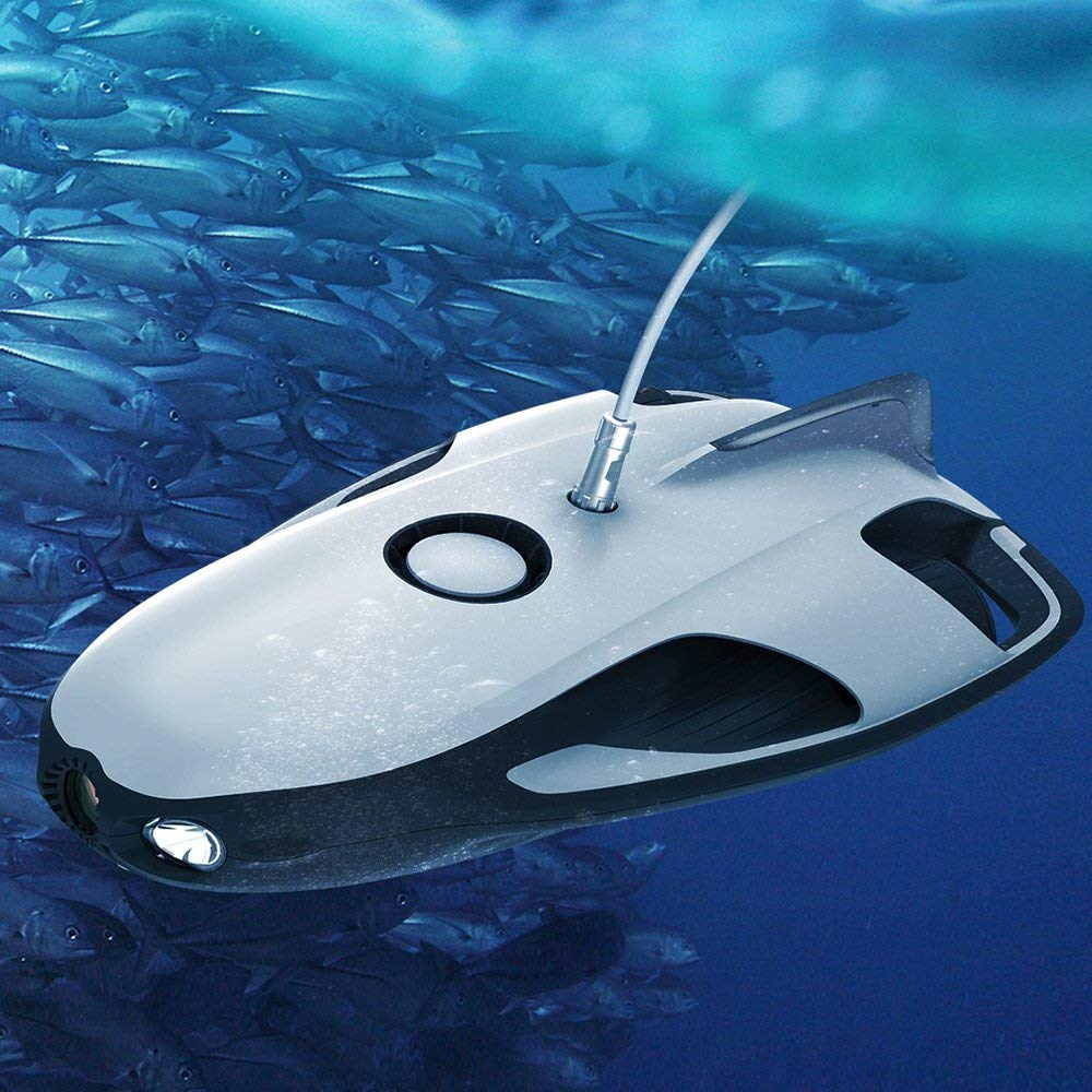 Drone Sous-marin PowerRay - PowerVision