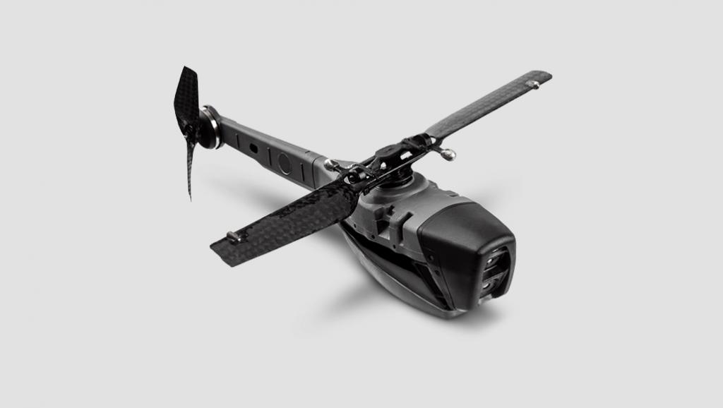 Nano-drones militarisés