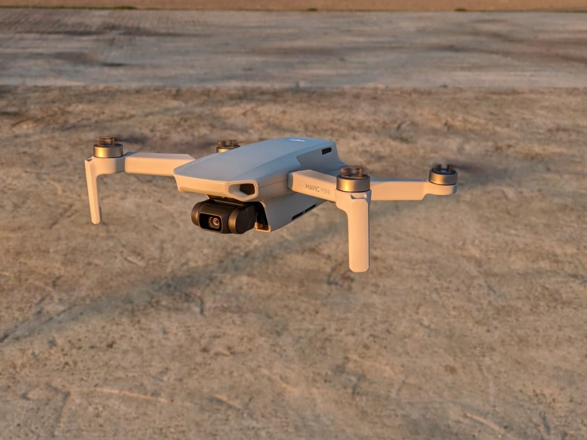 Le Mavic Mini : test du drone le plus petit et efficace du marché