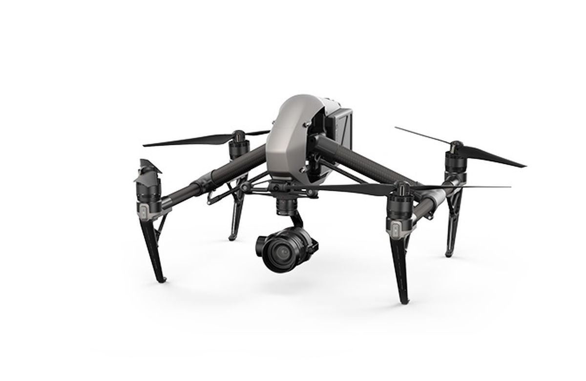 Inspire 2 : DJI équipe ses drones de parachutes pour la sécurité de tous