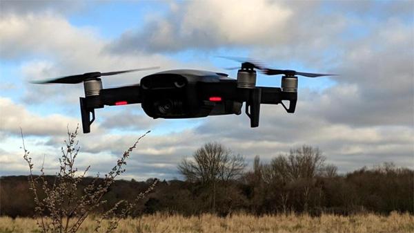 Mavic Air 2 : bientot un nouveau drone DJI ?