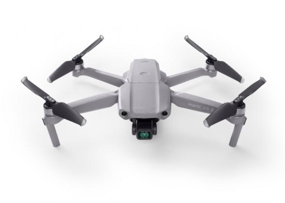 DJI Mavic Air : un mini drone 4K pliable proche de la perfection