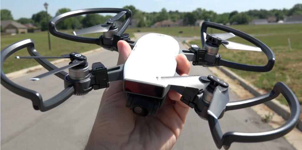 DJI Spark: le mini-drone le plus puissant que vous ayez jamais rencontré