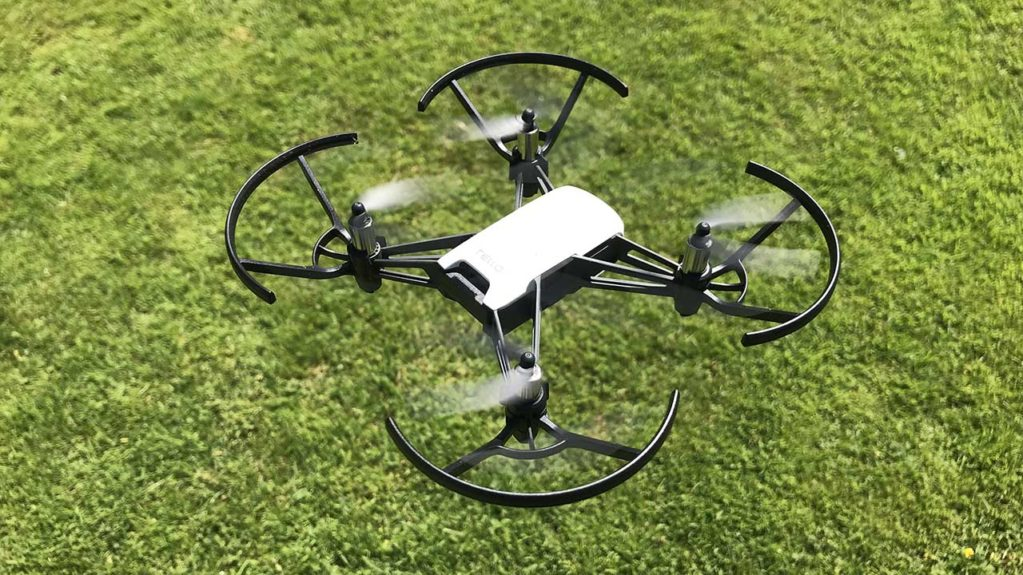 DJI Ryze Tello : le drone abordable et performant