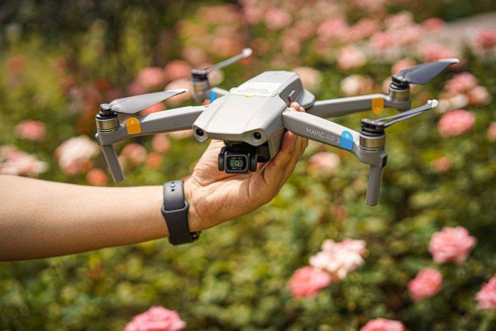 Test du Mavic Air 2: appareil photo 48MP, hyperlapse 8K et plus encore
