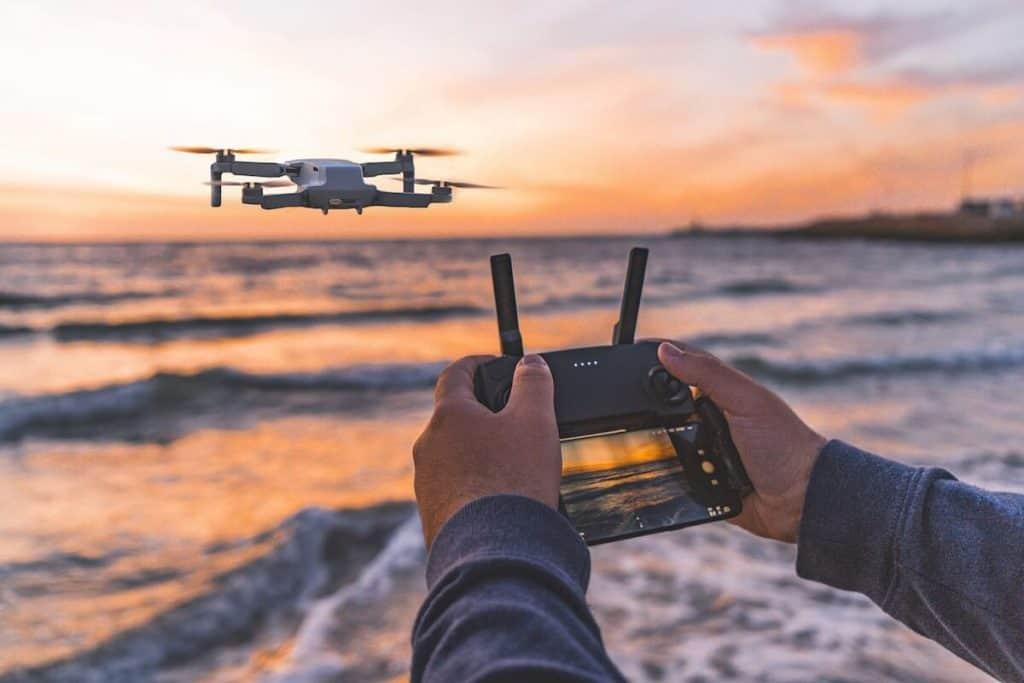 comment retrouver un drone perdu