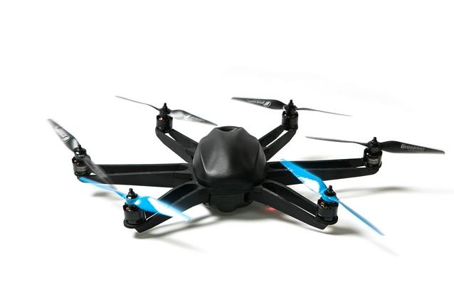 Les drones autonomes permettent gain de productivité et économies