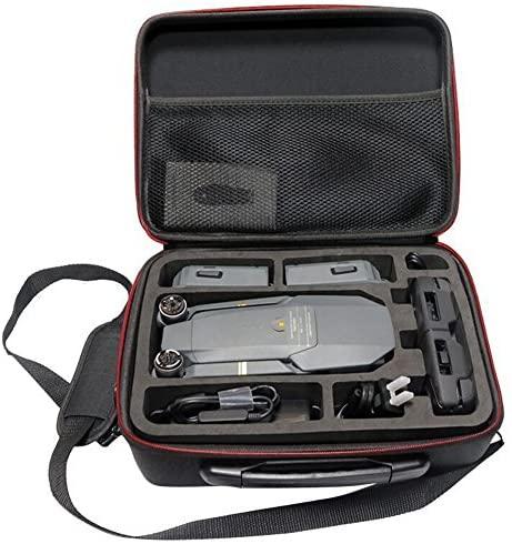 Housse de transport pour DJI Mavic Pro/Platinum Drone et accessoires étanche Hardshell Housse de protection pour RC Quadcopter