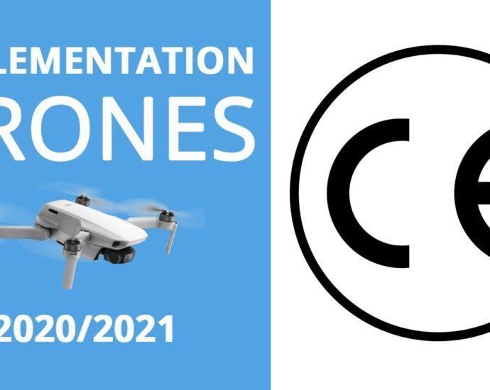 Drones : de nouvelles règles à partir du 1er janvier 2021