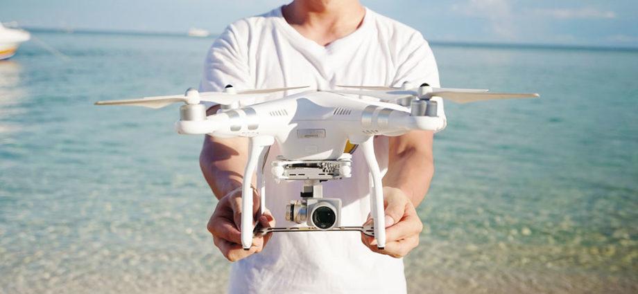 LES CATÉGORIES DE DRONES