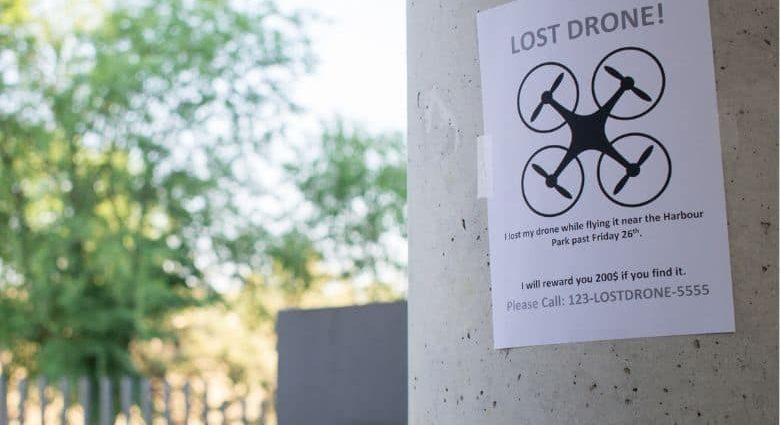 Nos conseils pour éviter de perdre un drone et quelques astuces pour le retrouver !