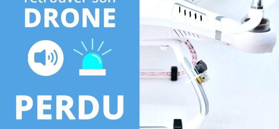 Trouvez rapidement votre drone perdu : les 2 meilleurs trackers pour drones